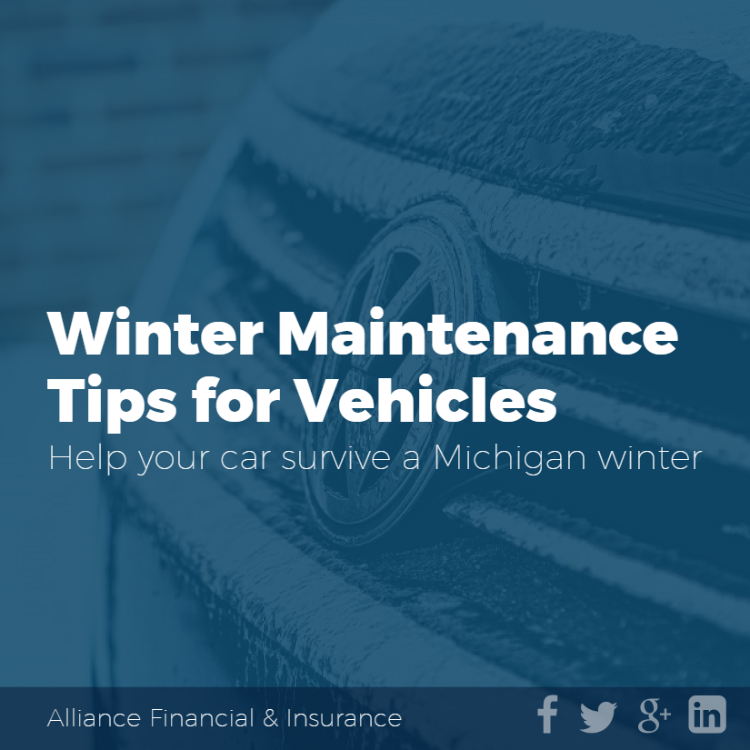 Winter Maintenance Tips for Vehicles